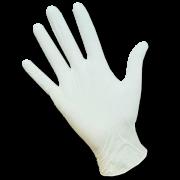 Перчатки латексные без талька